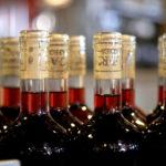 Bouteilles de vins de Rhodes