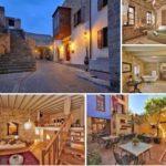 Vacances à Rhodes: Kokkini Porta Rosa