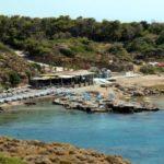 Tassos beach Rhodes