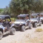 Excursions à Rhodes: en buggy à Rhodes