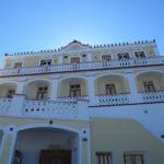 Bateau pour Symi: Monastère Panormitis Symi