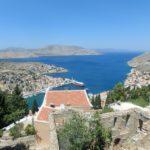 Ferry Symi: port de symi