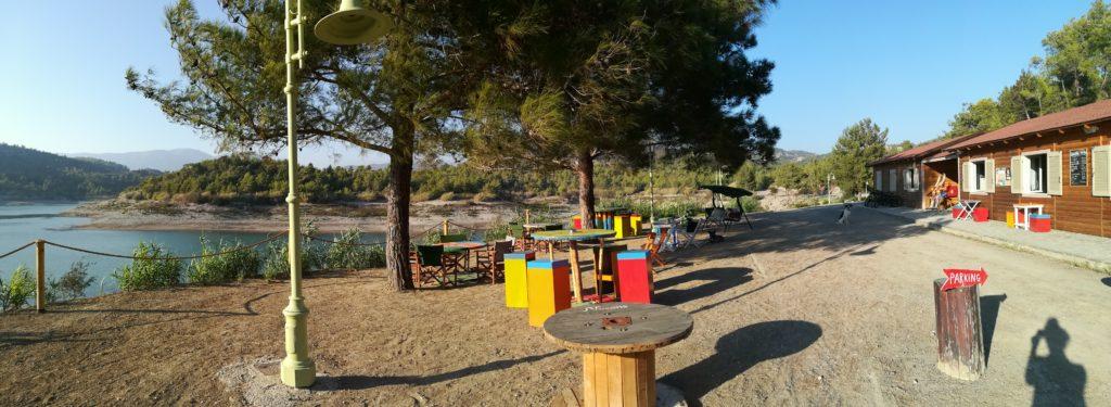 Visiter Rhodes: base de loisir d'Apolakkia