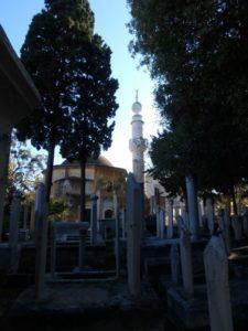 Visiter Rhodes: mosquée Murat Reis