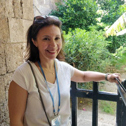 Guide français Rhodes: Corinne Guide à Rhodes