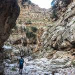 Randonnée Canyon de Rhodes