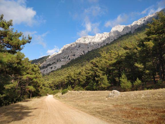 Randonnée à Akramitis - Rhodes